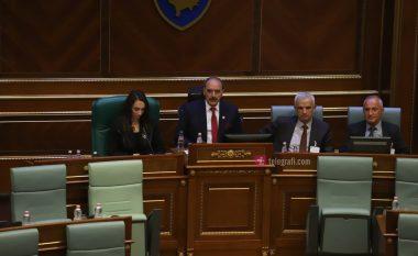 Seanca konstituive e Kuvendit të Kosovës