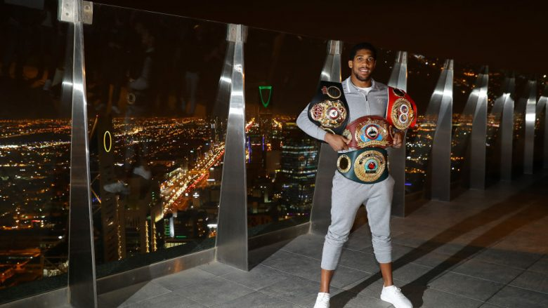 Anthony Joshua (Foto: Richard Heathcote/Getty Images/Guliver)