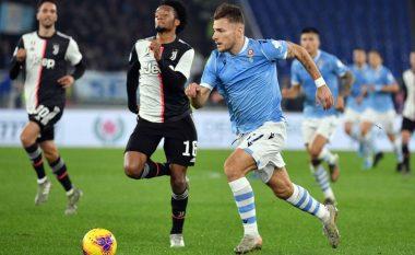 Lazio 3-1 Juventus, nota e Strakoshës dhe të tjerëve