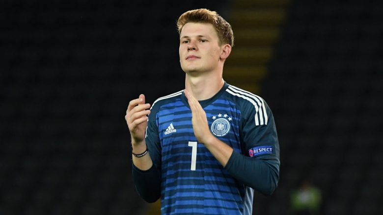 Alexander Nübel.  (Photo by Alessandro Sabattini/Getty Images)