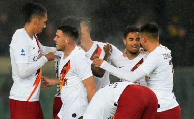 Roma fiton me rezultat bindës ndaj Veronës