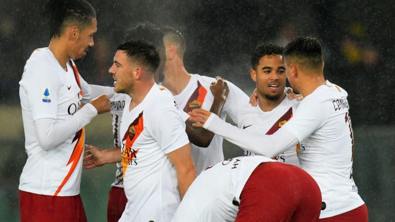 Verona vs Roma  (Foto: Alessandro Sabattini/Getty Images/Guliver)