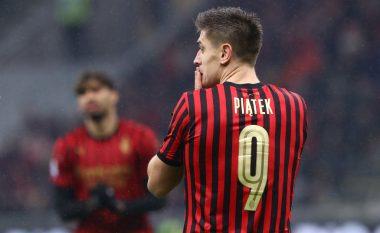 Pas zyrtarizimit të Ibras, Piatek do të largohet në janar nga Milani
