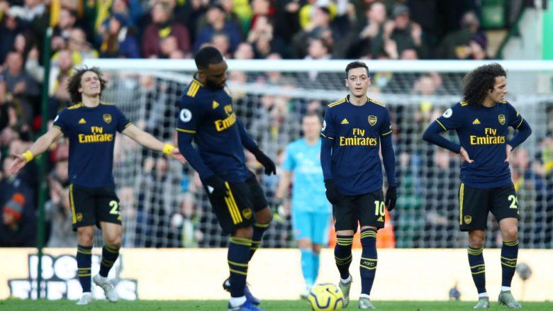 Norwich vs Arsenal (Foto: Julian Finney/Getty Images/Guliver)
