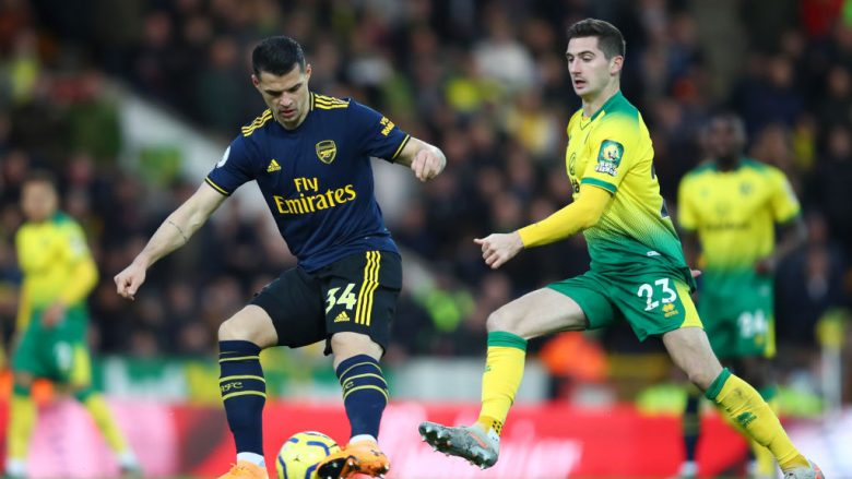 Norwich vs Arsenal (Foto: Julian Finney/Getty Images/Guliver)