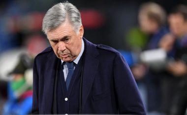 Zyrtare: Napoli shkarkon Carlo Ancelottin