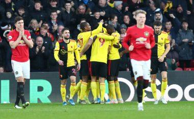 Dy gabime nga United dhe Watford merr tri pikë të mëdha në Ligën Premier