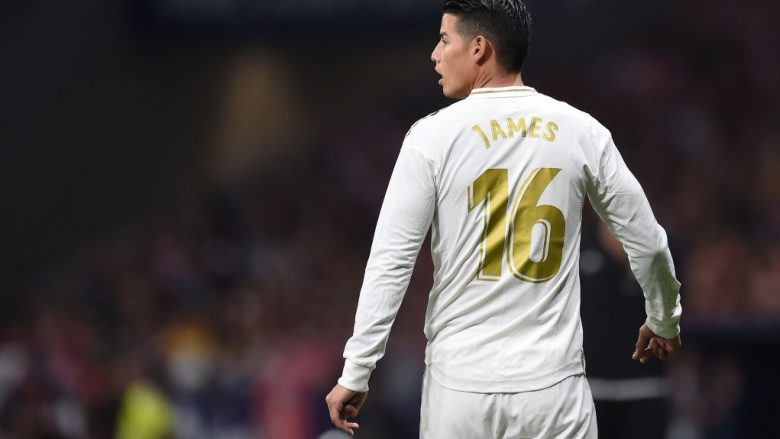 James Rodriguez (Foto: Denis Doyle/Getty Images/Guliver)