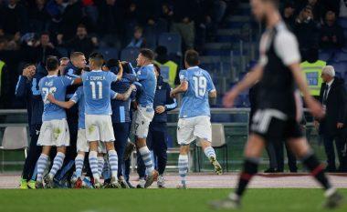 Lazio triumfon me rikthim ndaj Juventusit