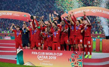 Liverpooli fiton Kupën e Botës për Klube, pas triumfit në finalen triler ndaj Flamengos