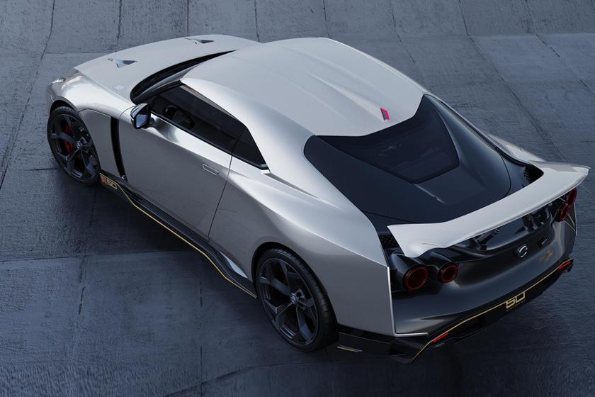 Nissan shfaq pamjet e GT R50 që do të ketë çmim prej një milion eurove