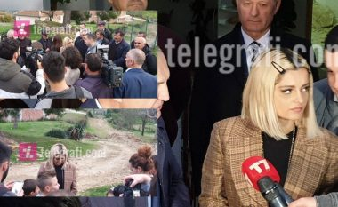 Bebe Rexha vizitoi familjet e varfra në fshatrat e Shqipërisë