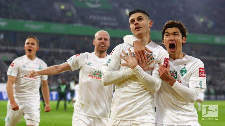 Milot Rashica (Foto: Bundesliga EN/Twitter)