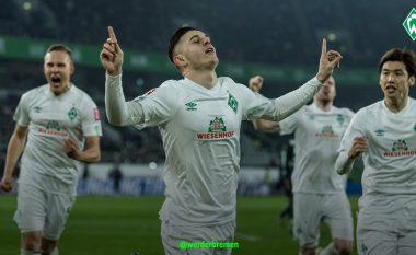 Lala vendos për Rashicën: Nuk largohet në dimër nga Werderi