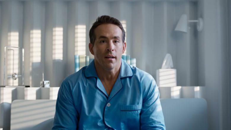 "Ryan Reynolds në filmin ""Free Guy"" (Foto: Screenshot/YouTube/20th Century Fox)"
