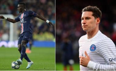 Chelsea synon transferimin e dyshes së PSG-së, Draxler dhe Gueye