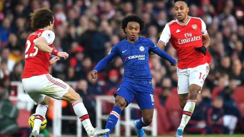 Arsenal - Chelsea (Foto: Shaun Botterill/Getty Images/Guliver)
