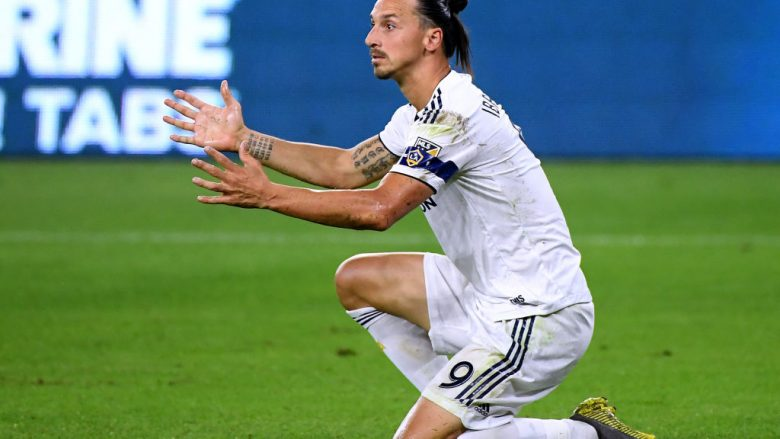 Zlatan Ibrahimovic (Foto: Harry How/Getty Images/Guliver)