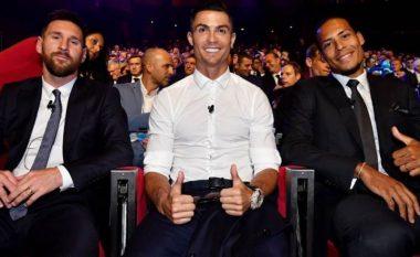 Van Dijk me mesazh thumbues për Ronaldon: A ishte ai vërtetë rival?