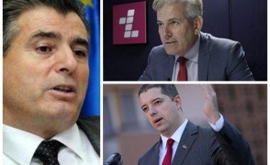 Agim Bahtiri arsyeton bashkëpartiakun: Xhelali nuk është ulur me Gjuriqin për ta ndarë Kosovën