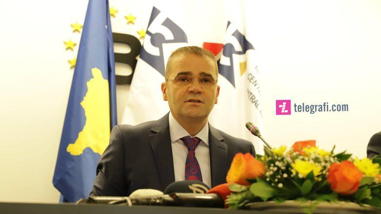 Guvernatori i BQK-së, Fehmi Mehmeti | Foto: Ridvan Slivova/Telegrafi