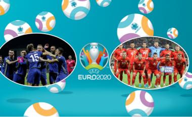 Mediat maqedonase: Maqedonia kualifikohet direkt në finale, Kosova rrezikon pezullimin