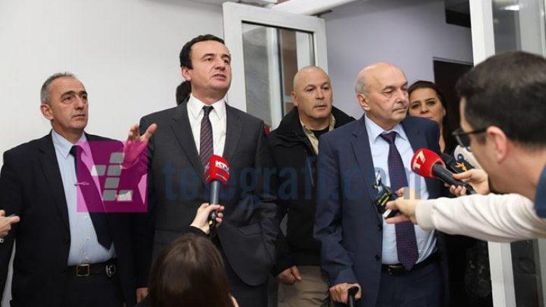 Në pritje të marrëveshjes, zyrtarët e LVV-së e LDK-së përplasen ashpër për postin e Presidentit