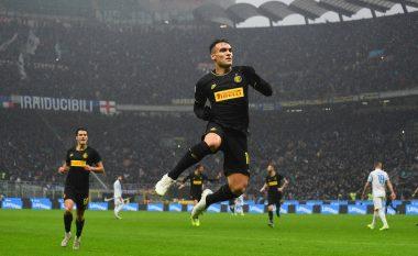 Lautaro ia siguron fitoren Interit ndaj Spalit, Nerazzurrët ia 'rrëmbejnë' Juventusit kreun