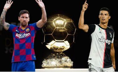 Chiellini: Është në rregull që Messi e ka fituar Topin e Artë, vitin e kaluar Ronaldo ishte vjedhur