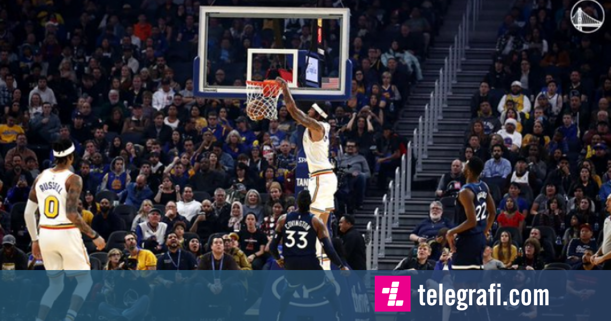 Golden State Warriors triumfon me vështirësi ndaj Minnesota Timberwolves, fitore ka marrë edhe Miami Heat