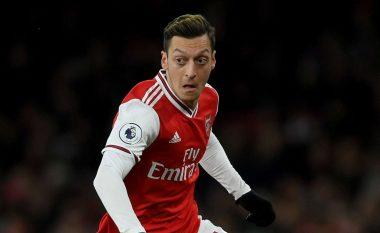 Ozil pritet të largohet në janar nga Arsenali