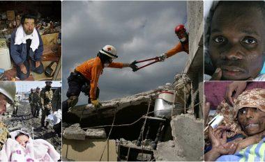 Një grua u gjet pas 63 ditësh, ndërsa një vajzë katërmuajshe pas tri ditësh: Katër historitë mahnitëse të njerëzve të gjetur të gjallë, disa ditë pas tërmeteve