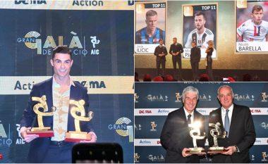Ronaldo lojtari më i mirë në Serie A – zgjidhjet edhe formacioni, trajneri, skuadra, gjyqtari dhe lojtari i ri më i mirë