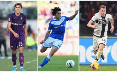 Rivaliteti Juventus-Inter nuk mbaron kurrë, dy klubet në luftë për tre lojtarë