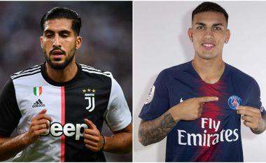 Juventus dhe PSG po punojnë për një shkëmbim Can-Paredes
