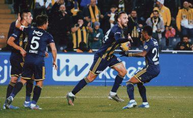 Muriqi shkëlqeu me dy gola, tri skuadra të mëdha e panë nga afër sulmuesin kosovar