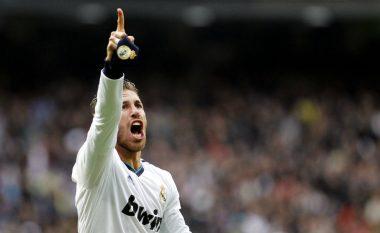Të gjitha lajmet rreth Sergio Ramosit