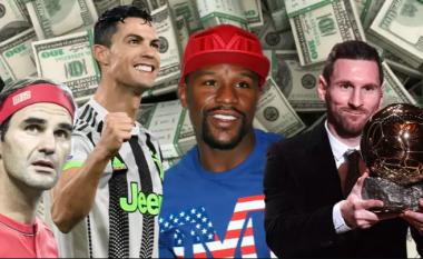 Top dhjetë sportistët më të paguar të dekadës - fillon me Mayweather, mbaron me Hamilton