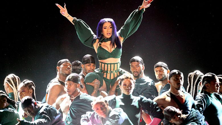 Cardi B (Foto: Frederick M. Brown/Getty Images/Guliver)