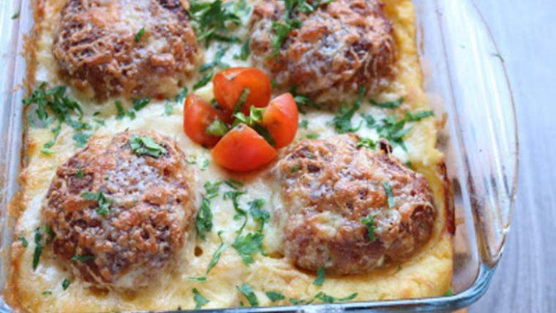 Qofte të gatuara në furrë: Drekë e pazakonshme me shije të shkëlqyeshme!