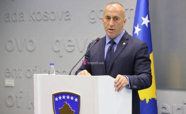 Haradinaj flet për linjën ajrore dhe hekurudhore me Serbinë: Janë në interesin tonë, kemi ecur përpara me këto marrëveshje