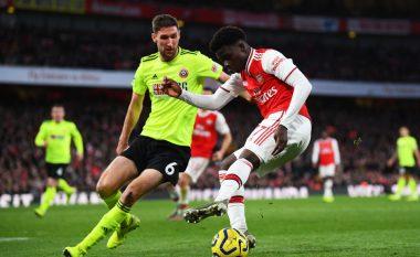 Arsenali dështon të fitojë ndaj Sheffieldit