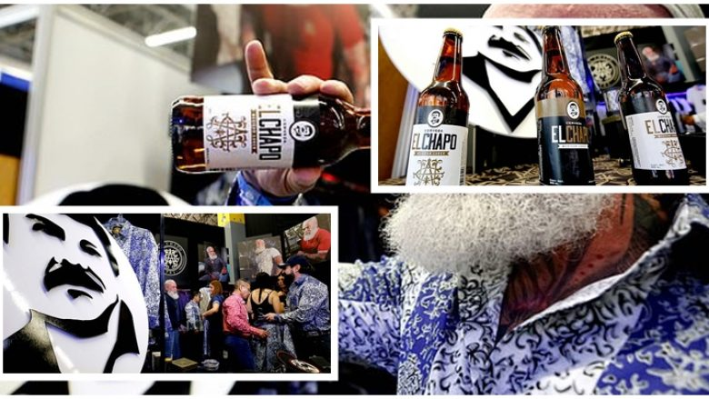 E bija e narko-bosit meksikan El Chapo, prezanton birrën e re që bartë emrin dhe fotografinë e babait të saj