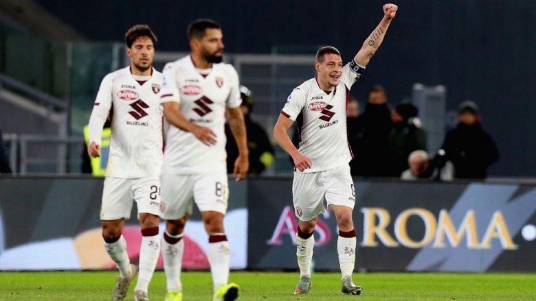 Roma vs Torino  (Foto: Paolo Bruno/Getty Images/Guliver)