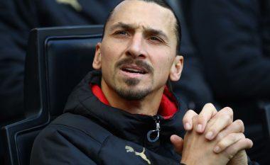 Ibrahimovic i pavendosur rreth të ardhmes te Milani