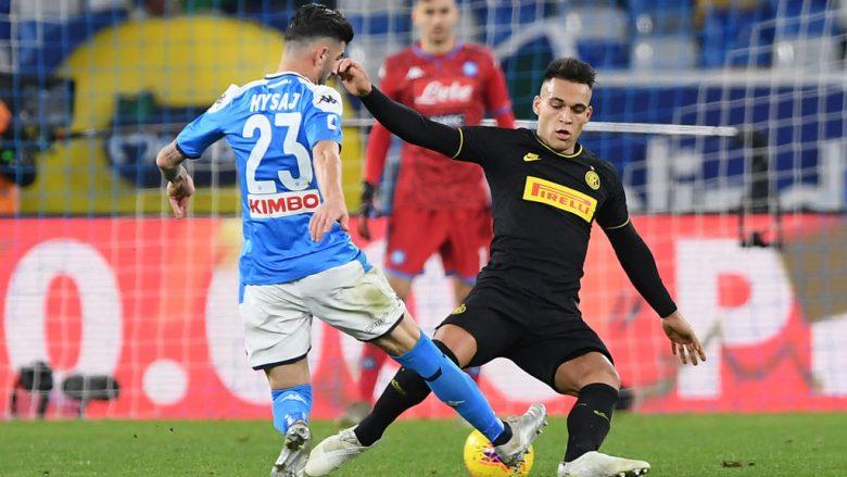 Napoli vs Inter (Foto: Francesco Pecoraro/Getty Images/Guliver)
