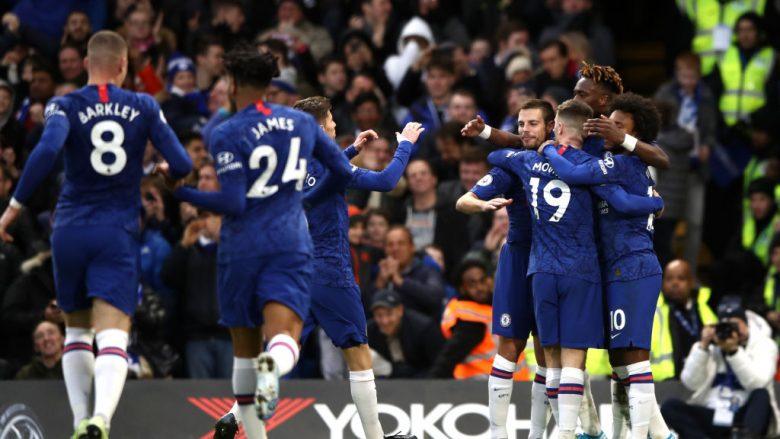 Chelsea vs Burnley (Foto: Bryn Lennon/Getty Images /Guliver)