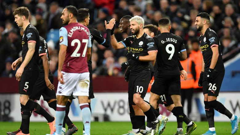 Aston Villa vs Manchester City  (Foto: Justin Setterfield/Getty Images/Guliver)