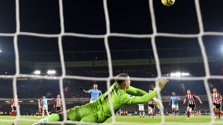 Sheffield United vs Manchester City (Foto: Michael Regan/Getty Images/Guliver)