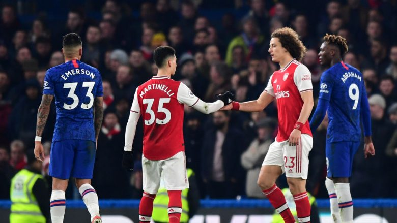 Chelsea vs Arsenal (Foto: Mike Hewitt/Getty Images/Guliver)